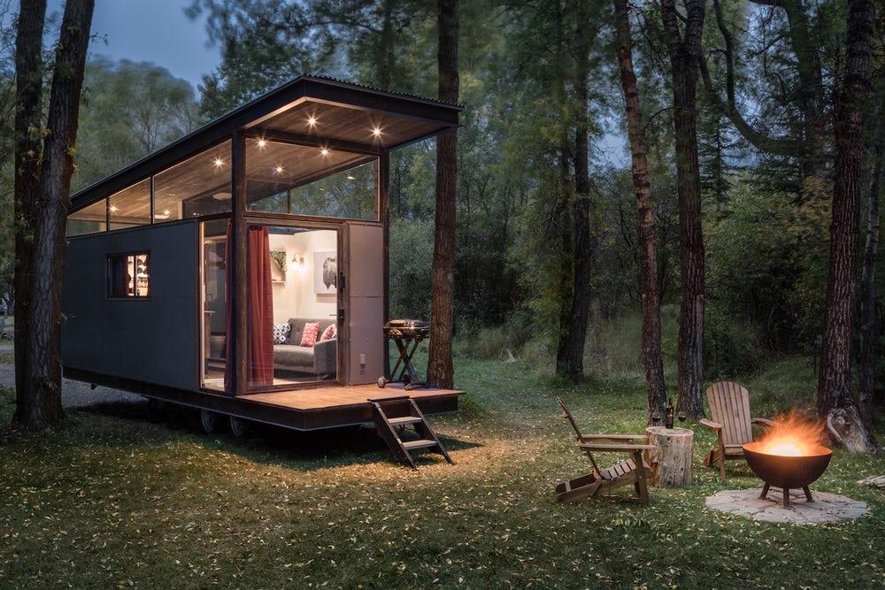 خانهای فوق پیشرفته برای دوستداران طبیعت - تصاویر
