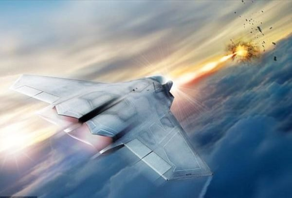 اسلحه لیزری قدرتمند برای جنگنده ها ساخته می شود