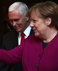 بالا گرفتن دعوای آلمان و آمریکا بر سر مسأله ایران در کنفرانس مونیخ